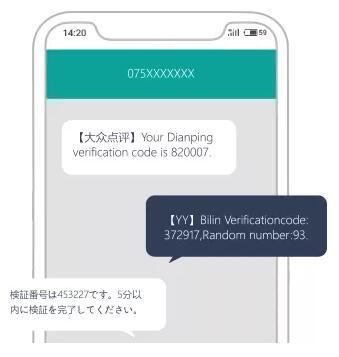 亿美软通国际短信